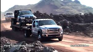 100 Ford Off Road Truck Super Duty Off Road In Rock Quarry Video YouTube