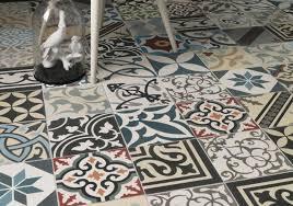 cement tile random mix stoneworth warehouse