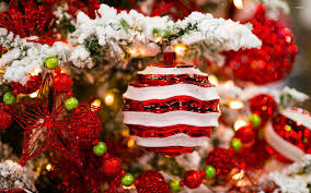 Christmas Tree Shop Manchester Ct by Snowy Christmas Tree Christmas Lights Decoration
