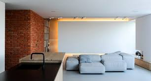 light and laid back industrial style interior free autocad