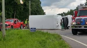 Virginia Church Bus Crashes In SC; 17 Injured