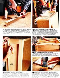 shortcut bookshelf plans u2022 woodarchivist
