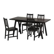 RYGGESTAD GREBBESTAD STEFAN Table And 4 Chairs