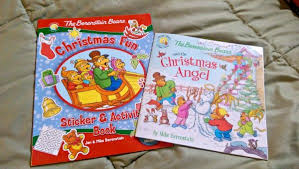 The Berenstain Bears Christmas Tree Book by Kids Christmas Books From Zonderkidz The More The Merrier