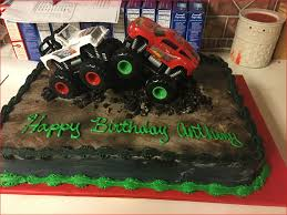 Monster Truck Birthday Party 131430 1 2 Sheet Monster Truck Cake ... Monster Truck 3rd Birthday Cake On Central Trucks In Cakes Decoration Ideas Little Spiral Everything Else Is Party Simple Practical Beautiful 2nd Graceful Flickr Tire Cakecentralcom Rees Times Truck Cake By Treyalynn Deviantart Factory Blaze The Pan Bestwtrucksnet