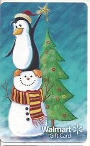 Image Is Loading WalMart Christmas Penguin Snowman Tree Star Topper 2013
