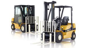 100 Yale Lift Trucks MX Series Diesel And LPG Forklift Trucks The New Standard In