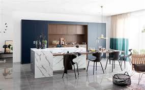 table centrale cuisine attractive ilot central avec table 5 cuisine 238lot central 12