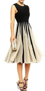 amazon com babyonline women u0027s a line sleeveless paneled prom
