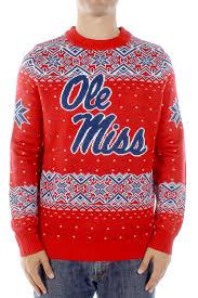 men u0027s ole miss university sweater tipsy elves