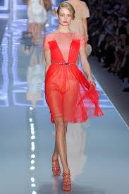 pret a porter orange color s pret a porter autumn dress collection 6