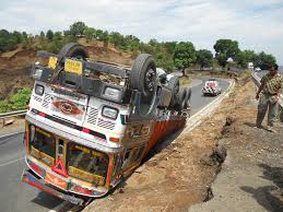 8 Killed In Truck Crash In Central India-6993   International ... Truck Accident Idiot Drivers Video Dailymotion Fire Trucks Driving Fails Truck And Crashes Caught On Crazy Accidents Compilation Car Crashes Caught Hitandrun Crash Camera In Miami Semi Warning Crash Ughtoncamera Youtube Florida Toll Plaza Violent Graphic Video Filmed Driving Wrong Side Of Highway Otago Newshub Sleeping Garbage Driver Smashes Into 13 Parked Cars