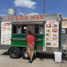 100 Food Trucks In Houston El Taco Man Roaming Hunger