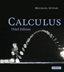 Calculus Book By Michael Spivak