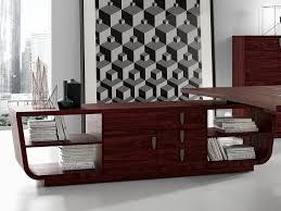 exklusive büromöbel schreibtisch mit sideboard