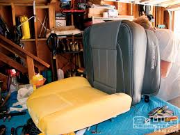 Leather Seat Covers In A 2006 Dodge Ram 2500 - The Big Cover-Up ... Replacement Leather Seatcovers Toyota 4runner Forum Largest Summit Foam Seat Ring Cushions Custom Status Racing 731980 Chevroletgmc Standard Cabcrew Cab Pickup Front Bench Jeep Wrangler Covers Elegant Yj Truck Seats Kab Seating Pty Ltd 2003 Ford Excursion Leather Cover Before And Permanent Repair Diy Dodge Ram Forum Dodge Forums 21996 Bronco Eddie Bauer Driver Lean Back Tan Lscomichigan V5300 Original Bucket Cushion