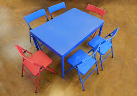Children's Table And Chair Rental: Iowa City, Cedar Rapids, IA Greek Style Blue Table And Chairs Kos Dodecanese Islands Shabby Chic Kitchen Table Chairs Blue Ding Http Outdoor Restaurant With And Yellow Crete Stock Photos 24x48 Activity Set Yuycx00132recttblueegg Shop The Pagosa Springs Patio Collection On Lowescom Tables Amusing Ding Set 7 Piece 4 Kids Playset Intraspace Little Tikes Bright N Bold Free Shipping Balcony High Cushions Fniture Rst Brands Sol 3piece Bistro Setopbs3solbl The