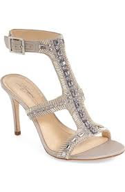 Imagine Vince Camuto Price Beaded T Strap Sandal Women available