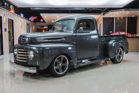 100 Ford F1 Truck 1950 Classic Cars For Sale Michigan Muscle Old Cars