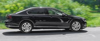 2016 Volkswagen Passat 2 0 BiTDI 4Motion Review autoevolution