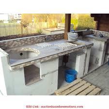 outdoor küche selber bauen befriedigend küchen selber bauen