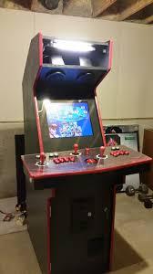 Mortal Kombat Arcade Cabinet Restoration by First Mame Machine 1 Month Build David U0027s Arcade
