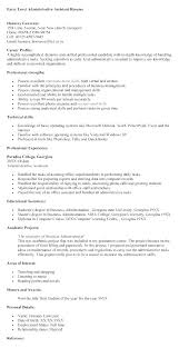 Office Skills For Resume Microsoft Examples Skill Samples