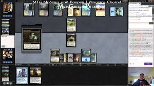 Mtg Evasive Maneuvers Deck List by Mtg Modern Ub Ally Control Vs Esper Flicker Control Youtube