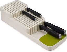 schubladenaufbewahrung messer organizer küchenmesser halter messer aufbewahrungsbox messer trennung organizer messerhalter geschirr schublade