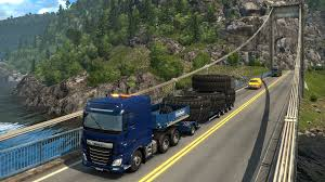 100 Euro Truck Simulator 2 Special Transport 017 Promotional Art