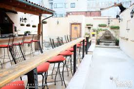 DC Outdoor Drinking Guide 2015 - BrightestYoungThings - DC Home Bens Next Door 6 Top Dc Wine Bars Where Scandals Olivia Pope Would Drink In Estadio Best Thing On The Menu Rooftop Beacon Hotel Roof Dc Pov Terrace Washington 10 Booze Cities Bar Cute Small Bar Tables Contemporary Glass Unit Fniture 3 Great Spots To 16 Best Seafood Restaurants Get Messy While Eating Dupont City Loft Dtown Notch Loca Vrbo