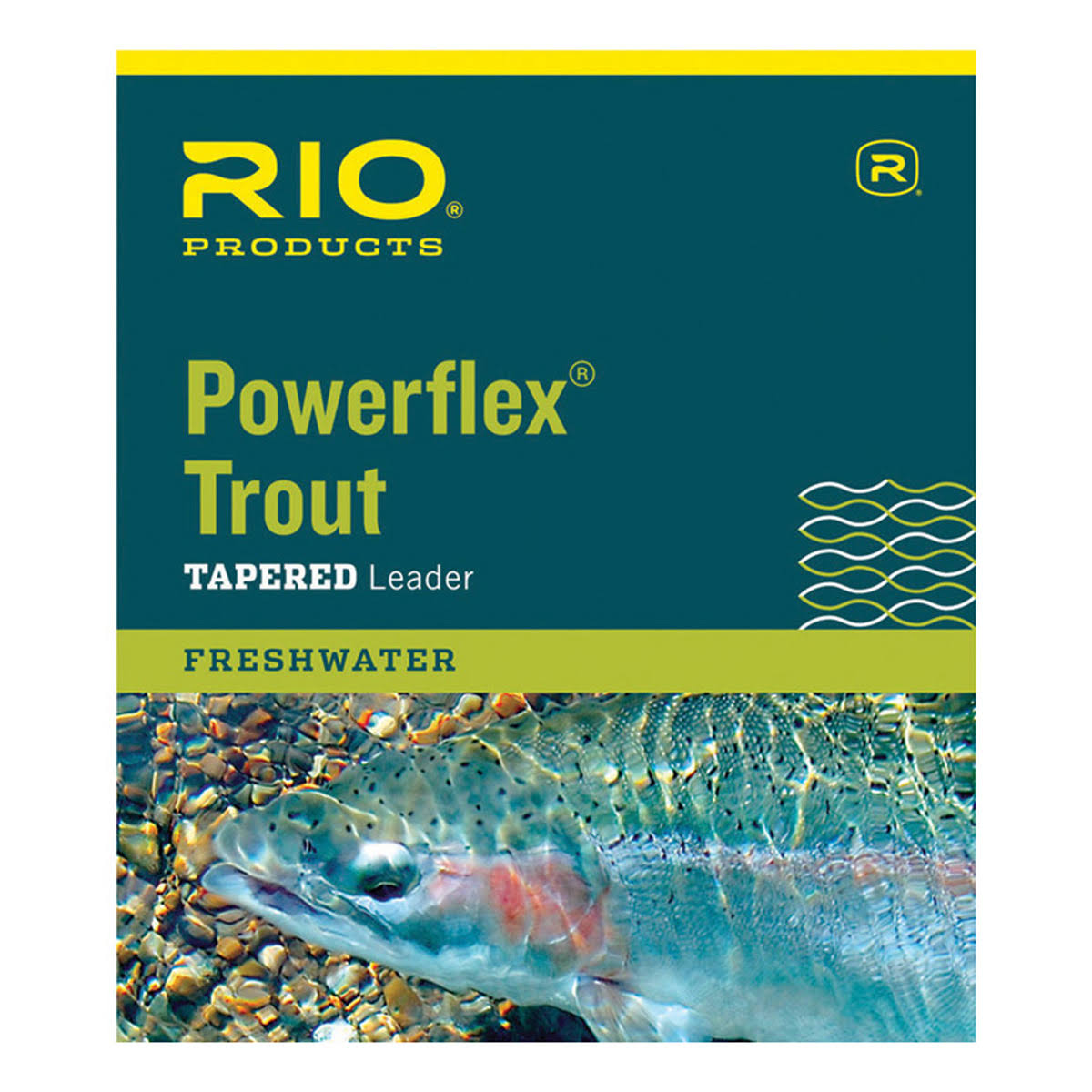 Rio Powerflex Trout Leader - 7.5'
