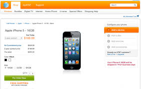 iPhone 5 Pre Orders Sold Out at AT&T And Verizon