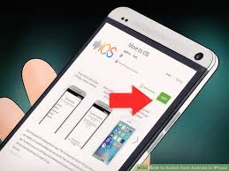 How to Switch from Android to iPhone with wikiHow