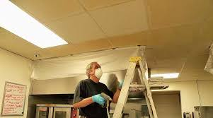 ceiling tile cleaning osa specialized cleaning