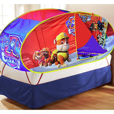 Nickelodeon Paw Patrol Sleepover Set with Bonus Bed Tent Walmart