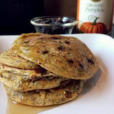 Easy Healthy Pumpkin Pancake Recipe by Pumpkin Kim U0027s Healthy Eats