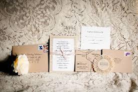 Legit DIY Rustic Chic Invitation Suite Gorgeous