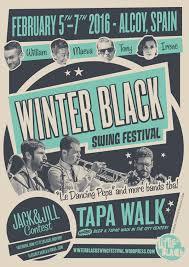 Winter Black Swing Festival