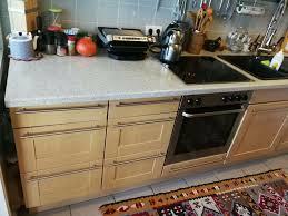 gebrauchte häcker küche inkl elektrogeräte ohne spülmaschine