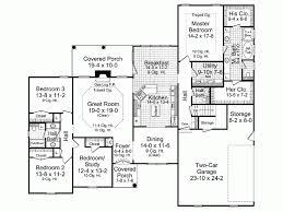 Floor Plan Ideasno Garageall Right Side Ontop