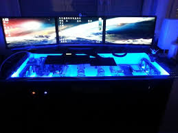 configuration pc bureau bureau pc desk shelf unit computer pc table study workstation for