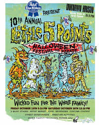 L5p Halloween Parade by Pabst Presents U201cthe 10th Annual Little 5 Points Halloween