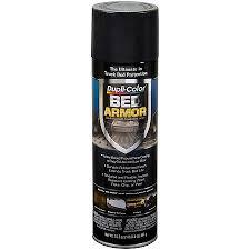 duplicolor bed armor diy truck bed liner black 16 5 oz aerosol