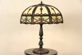 Tiffany Style Glass Torchiere Floor Lamp by Table Lamps Tiffany Style Victorian 2 Light Table Lamp With Blue