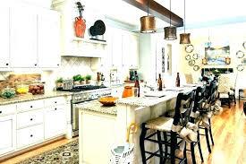Small Open Floor Plan Kitchen Living Room Dining