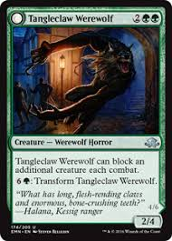 Mtg Werewolf Deck Ideas by Edhrec Ulrich Of The Krallenhorde Ulrich Uncontested Alpha