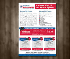 Professional, Upmarket Flyer Design For Bresco Broadband By Mila ... Voip Phone Unlimited Did Number Bahamas The Bahrain Albittel Fivebars Mobile 8 Pc To Landline And Software Via Affordable Voip Phones Buy Online At Best Prices In Indiaamazonin Virtual Press Office Continues Support To Formula Student Race Car Team India Free Calls Phone Numbers From Voip System Yellowkeet Inc Rt Case Study Voip Horizon Hosted User Guide Catch Telecom Youtube Technology Montreal Calls Toward Canada Bt