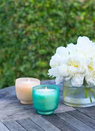 Northern Lights Sea Glass Candles — My Splendid Living