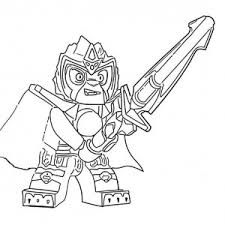 Lego Chima Laval The Lions Coloring Pages